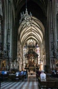 St Stephens nave