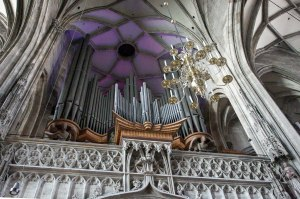 St Stephens organ