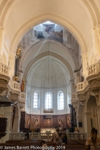 Apse of Avignon Cathedral